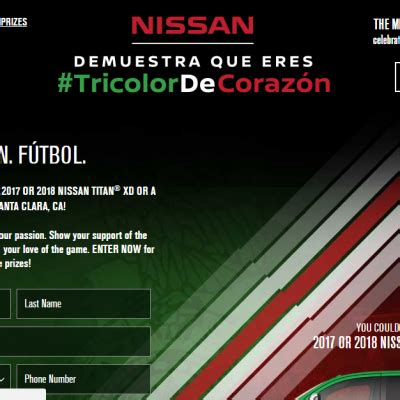 Nissan Soccer Sweepstakes - sweepstakes archives emptynester reviews