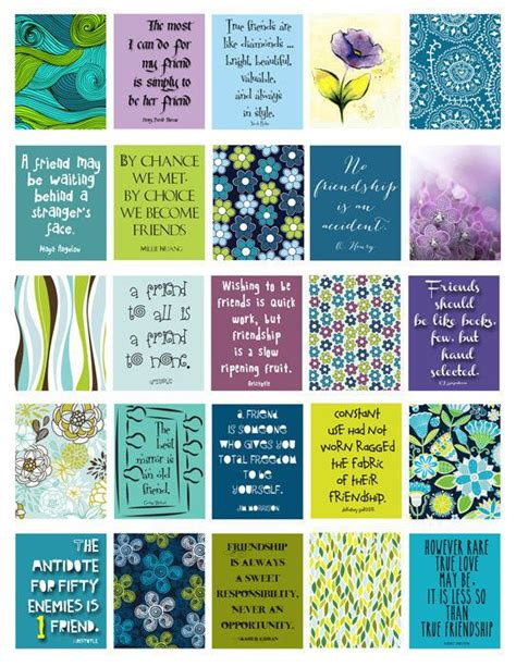 free printable planner quotes friendship quotes stickers life planner printable digital