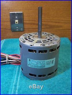 icp heil tempstar hq1008415em oem furnace blower motor 1 3 hp 115 v 1008415 furnace blower motor