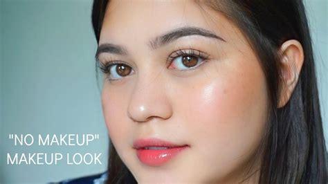 tutorial makeup sarah ayu quot no makeup quot makeup indonesia sarahayu youtube
