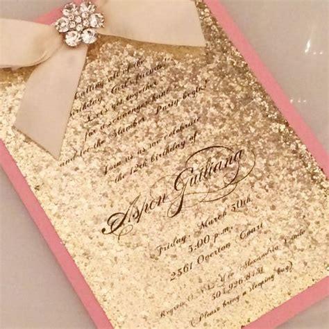 mexican invitations quinceanera lace invitaciones de invitaciones en color rosa para 15 a 241 os pink color