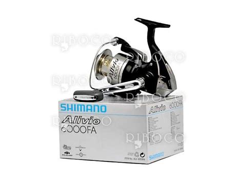 Reel Pancing Shimano Alivio spinning fishing reel shimano alivio fb riboco