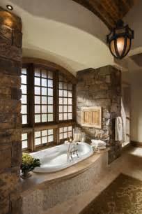 rich earth tones master bathroom gallery of a stunning