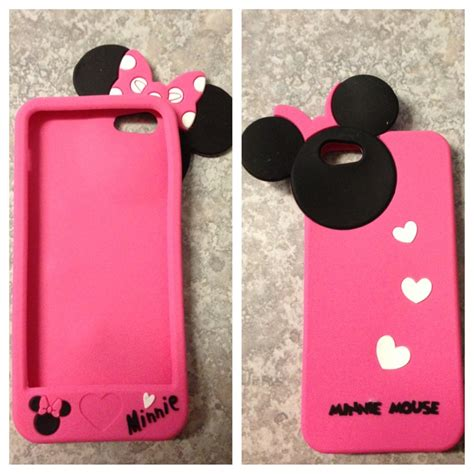 Iphone 5 5s Minnie Mouse Diskon Murah 1 iphone 5 minnie mouse pink minnie mouse 5s cases and cases