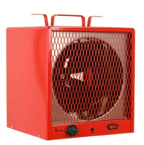 Keeping A Garage Warm In Winter by 5 Best Garage Heaters Keeping Your Garage Warm In Winter