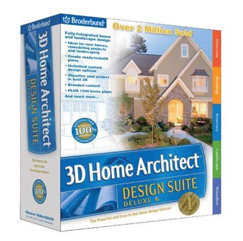 3d home design software broderbund broderbund 3d home architect home design deluxe 6 download