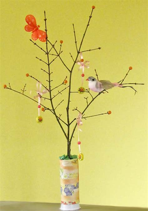 crafts tree easy easter tree craft woo jr activities