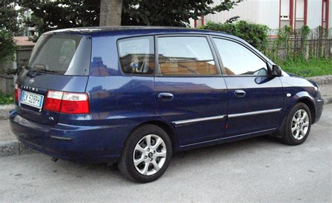 Kia Carent File Kia Carens Lx In Avellino Jpg Wikimedia Commons