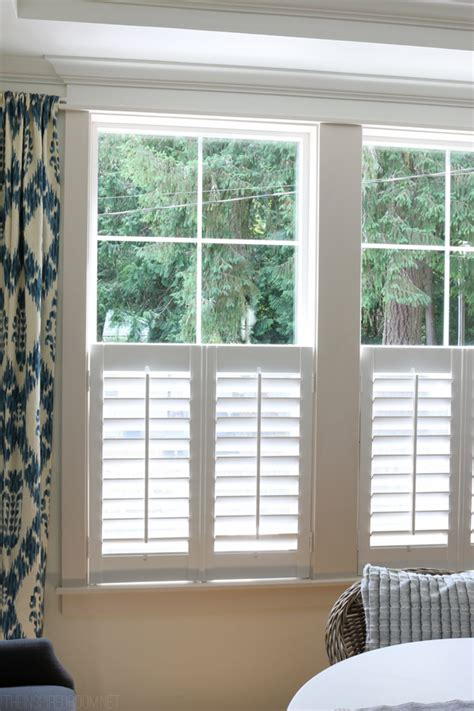 Plantation Blinds My Dining Room The Inspired Room
