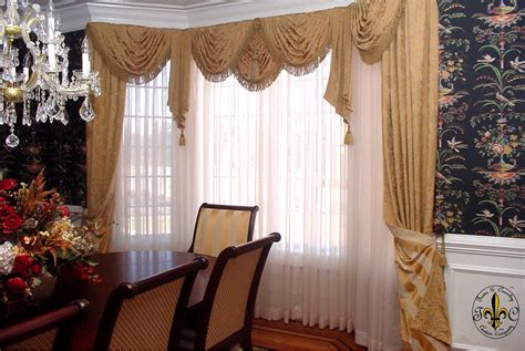 Window treatments french country style curtains and drapes curtain