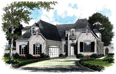 eplans chateau house plan chateau with class 3459 eplans chateau house plan wonderful touch of french