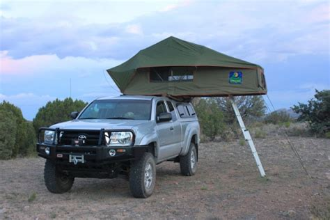 roof top tent awning howling moon rooftop tents now available expedition portal