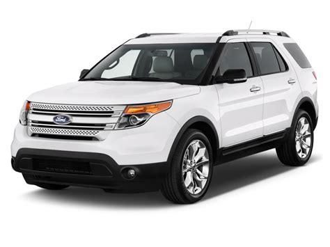 2014 Ford Explorer Pictures/Photos Gallery   Green Car Reports