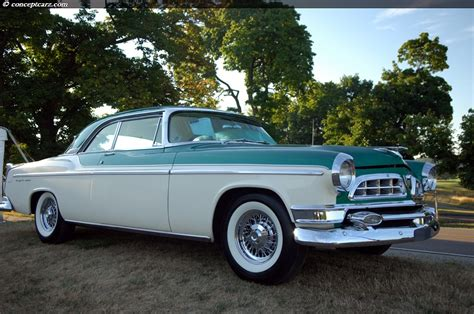 1955 Chrysler New Yorker Deluxe by 1955 Chrysler New Yorker Newport Deluxe St Regis