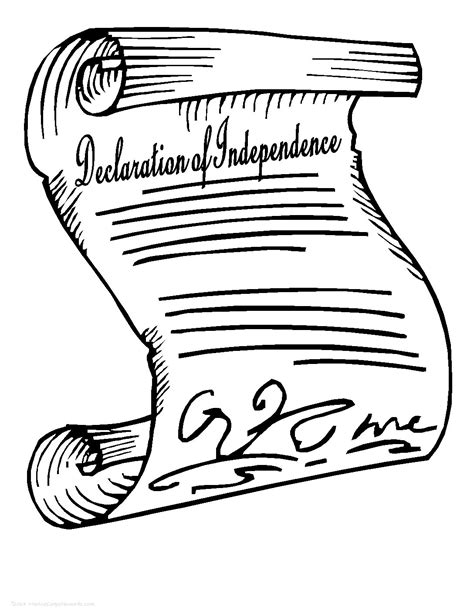 declaration of independence clipart 15 declaration of independence clipart for free