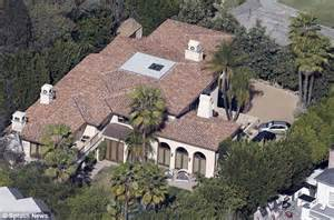Miley Cyrus S House by Miley Cyrus Swatted For Second Time As Arrive At