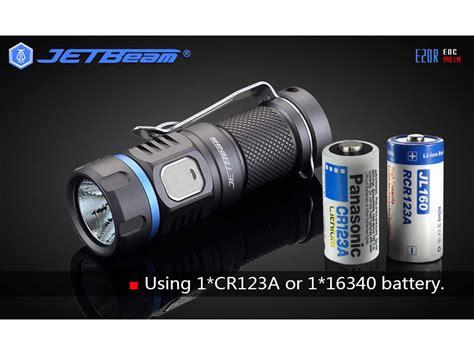 Jetbeam E20r Senter Led Sst40 N4 Bc 990 Lumens jetbeam e20r recharcheable edc led flashlight