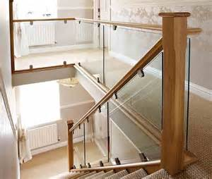 toughened glass staircase panels home decor