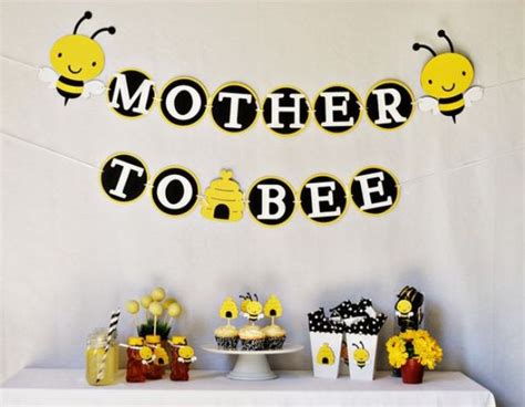 bee themed baby shower decorations 41 gender neutral baby shower d 233 cor ideas that excite