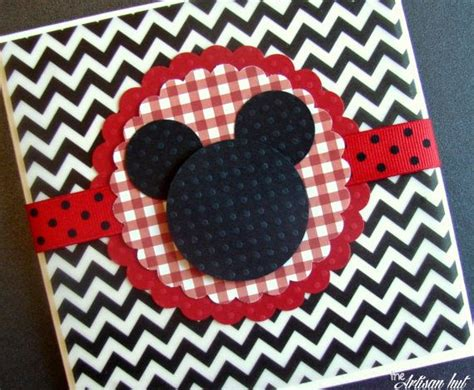 Handmade Mickey Mouse Birthday Invitations - top 25 best handmade invitations birthday ideas on