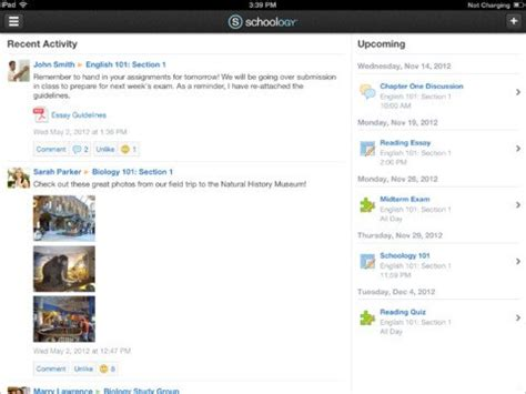 edmodo cps schoology student login lms