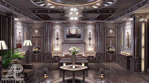 v art interior design high end interior design art deco master bedroom youtube