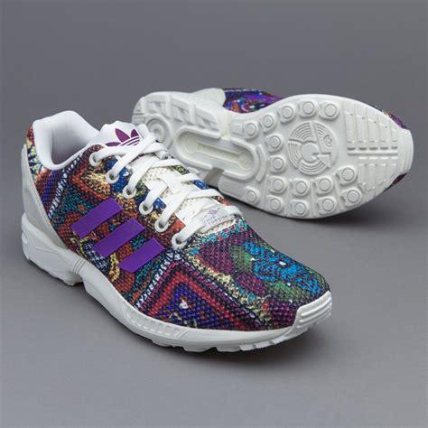 Sepatu Adidas Sneakers sepatu sneakers adidas originals womens zx flux white