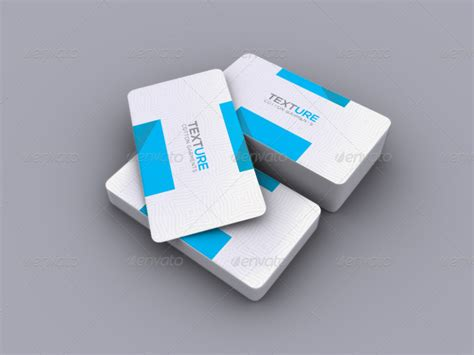 card corner realistic corner business card mock up by axnorpix