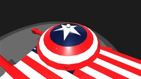 Flying Captain America simpleplanes flying captain america shield