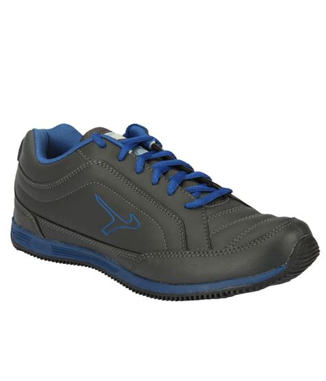 lakhani sports shoes lakhani gray sports shoes for price in india buy