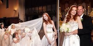 celebrity wedding dresses the good amp the bad bravobride