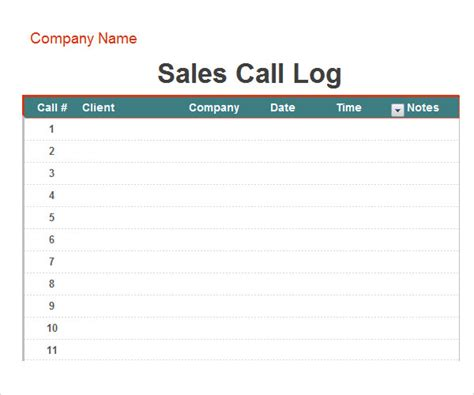 forecast template sales pipeline template pipedrive log sheet call