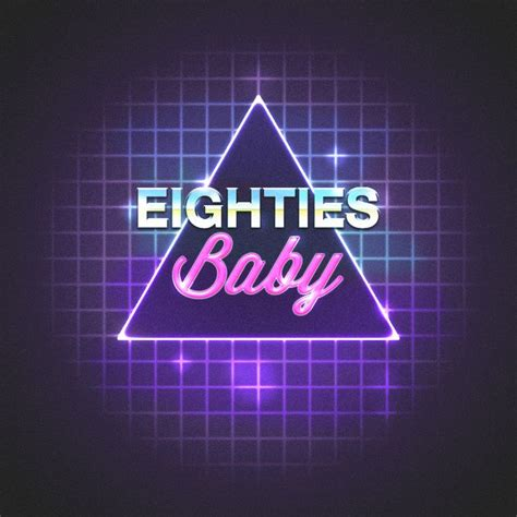 80s design 80s baby graphic design typography my work
