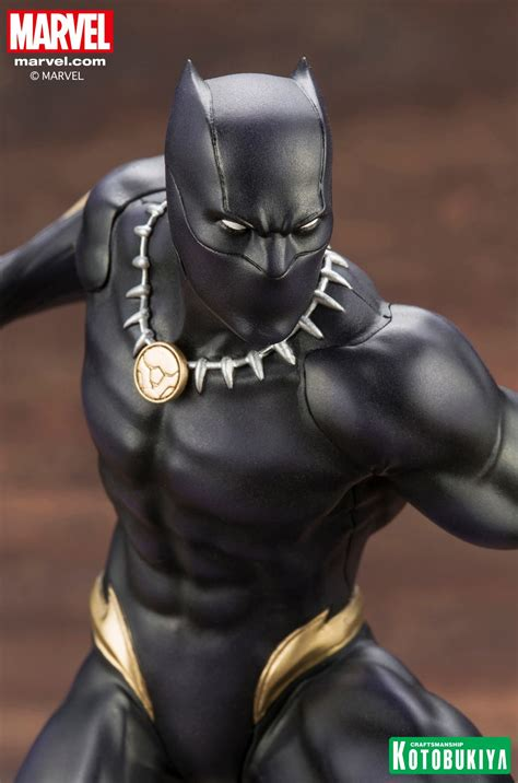 Artfx Kotobukiya kotobukiya black panther artfx statue up for order
