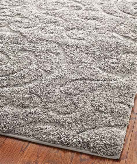 8x10 Gray Area Rug Possibly For Baby S Room Safavieh Sg462 8013 Florida Shag Area Rug Grey Beige Area Rug