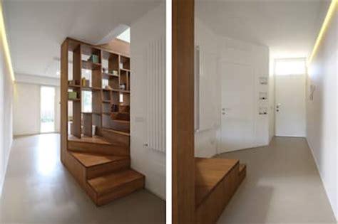 scala ingresso ingresso corridoio scale in stile scandinavo homify