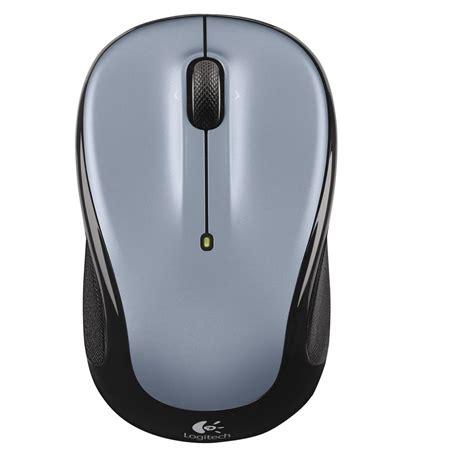 Mouse Logitech Wireless Surabaya logitech wireless mouse silver and black m325 officeworks