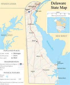 united states map delaware pin delaware state map a large detailed of usa on