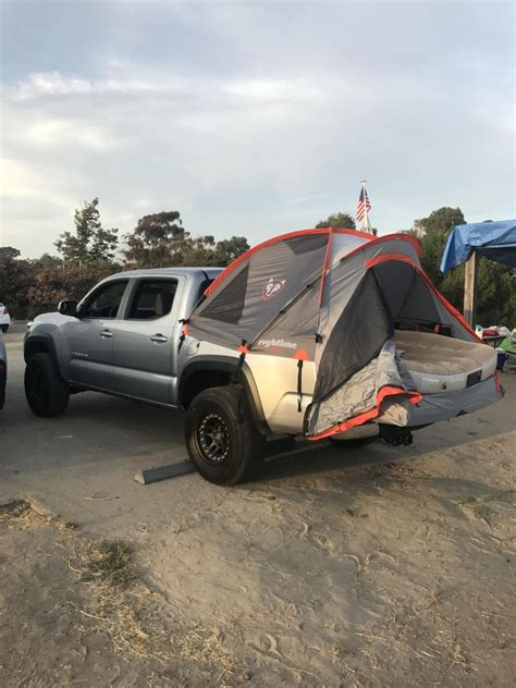 toyota tacoma bed tent 2017 toyota tacoma truck bed tents rightline gear