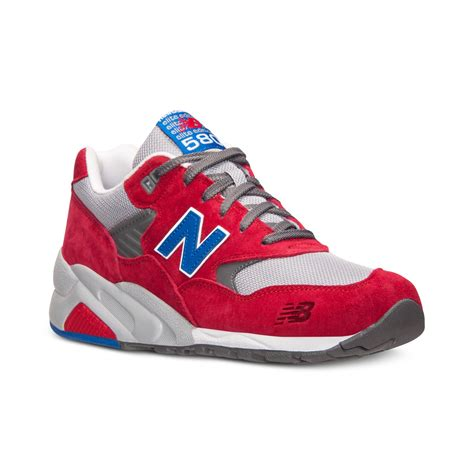 Sneaker N05 Line Cc new balance mens 580 running sneakers from finish line in for lyst