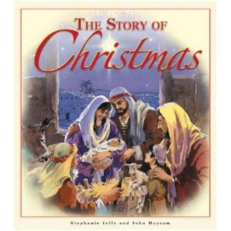 christian children s book review the story of christmas