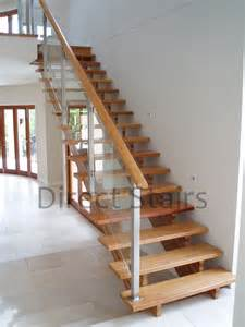 Open Staircase Stairs Open Riser Direct Stairs