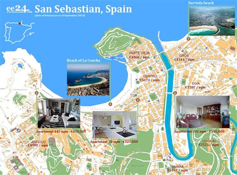 san sebastiã n books san sebastian prices for property ee24