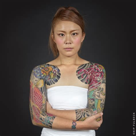 shisei tattoo the ancient and beautiful of traditional japanese