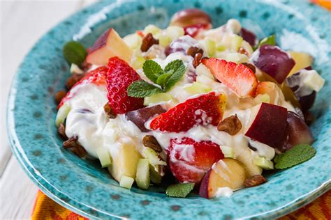 fruit yogurt salad fruit yogurt salad