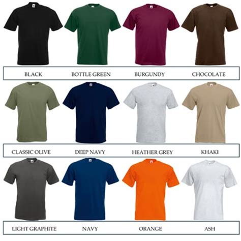 1 fruit of the loom drive fruit of the loom premium t shirts printed t
