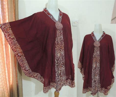 Dress Batik Gaun Batik Terusan Batik Modern Murah 2 100 gambar baju pesta batik terusan dengan contoh baju