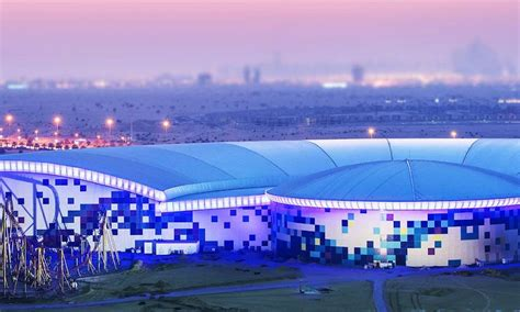 bookmyshow uae dubai will soon be home to the world s largest indoor