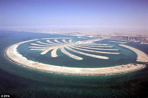 Palm Island Sinking by Brash Flash And Built On A Mind Boggling Scale It Was A