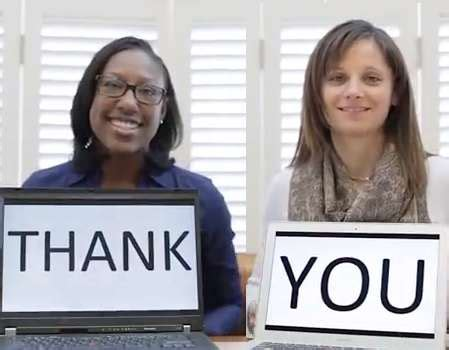 Thank An Mba Student by Updated W Harvard Students Take Time To Thank The